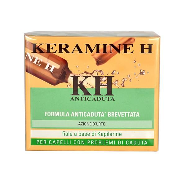 KERAMINE H TRATTAMENTO ANTI-CADUTA 12 PZ. , LOZIONI  TRATTANTI, S028201, 80139