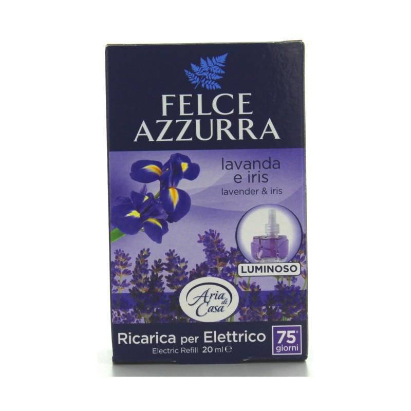 FELCE AZZURRA ARIA DI CASA ELETTRICO RICARICA LAVANDA & IRIS 20 ML