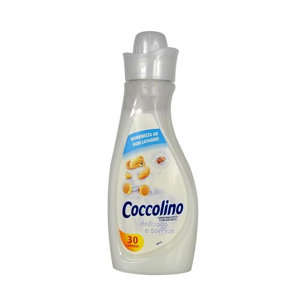 COCCOLINO CONCENTRATO 30 LAVAGGI DELICATOeSOFFICE AMMORBIDENTE MINI, AMMORBIDENTI, S029406, 80471
