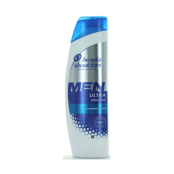 HEAD & SHOULDERS SHAMPOO ANTIFORFORA MEN ULTRA TOTAL CARE 225 ML    , SHAMPOO, S133041, 80580