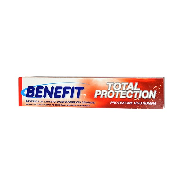 BENEFIT DENTIFRICIO TOTAL PROTECTION 75 ML.  , DENTIFRICI, S027265, 80885