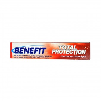 BENEFIT DENTIFRICIO TOTAL PROTECTION 75 ML.