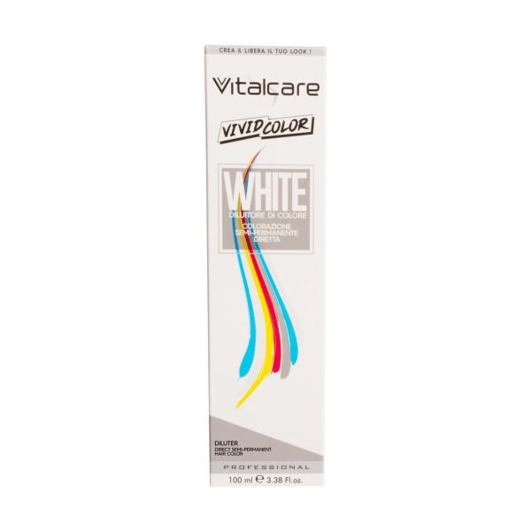 VITALCARE VIVID COLOR WHITE DILUITORE DI COLORE 100 ML, COLORANTI, S158078, 81341