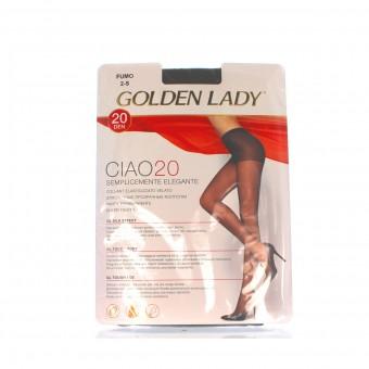 GOLDEN LADY CIAO COLLANT 20 DEN FUMO TAGLIA 2