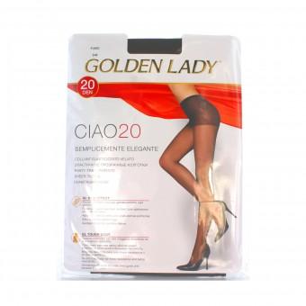 GOLDEN LADY CIAO COLLANT 20 DEN FUMO TAGLIA 3