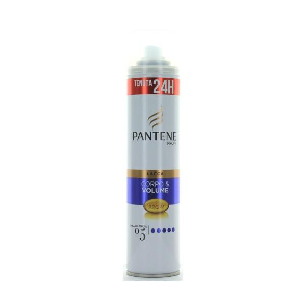 PANTENE LACCA CORPO E VOLUME 250 ML., FISSATIVI, S105630, 82345