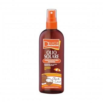 DELICE SOLAIRE OLIO SPRAY INTENSIVO COCCO 150 ML