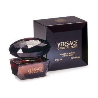 VERSACE CRYSTAL NOIR DONNA EDT VAPO 50 ML