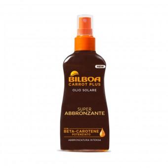 BILBOA CARROT PLUS OLIO SUPER ABBRONZANTE SPRAY 200 ML