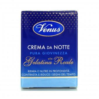 VENUS CREMA NOTTE ANTIRUGHE GELATINA REALE 50 ML