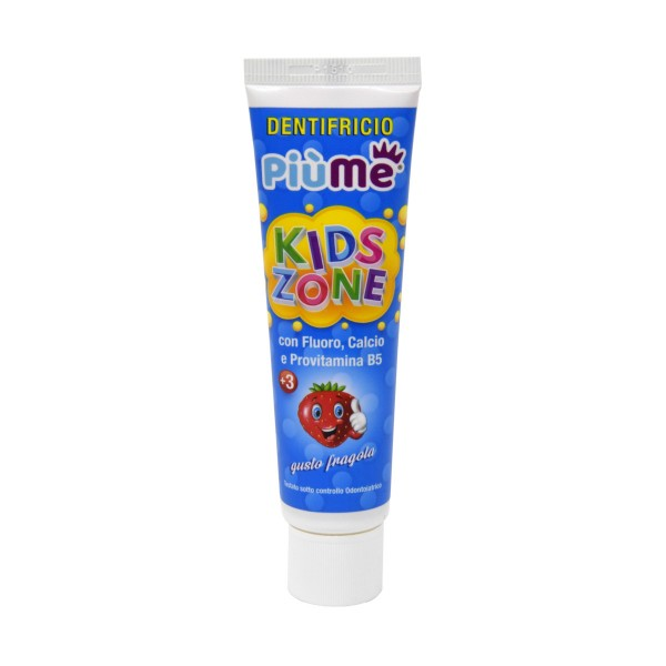 PIUME DENTIFRICIO KIDS ZONE +3 ANNI 50 ML, DENTIFRICI, S157013, 83274
