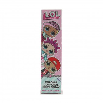 LOL SURPRISE BODY SPRAY 200 ML