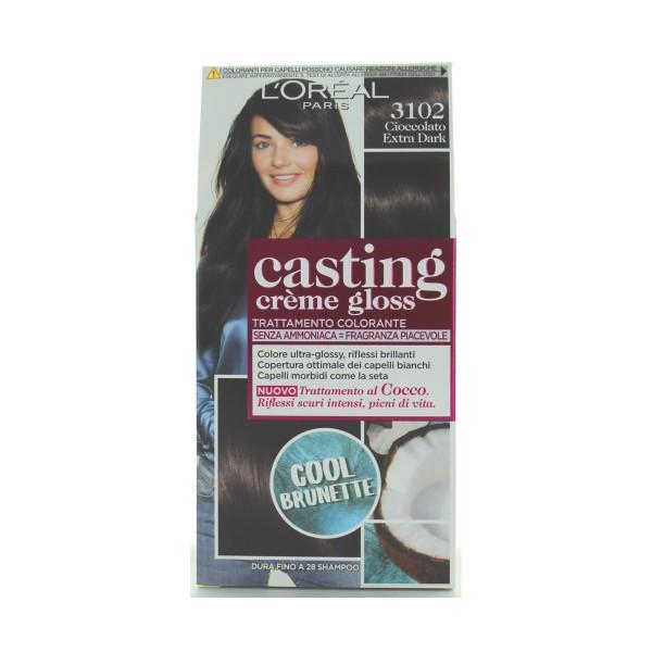 CASTING CREME GLOSS 3102 COOL DARK BROWN, COLORANTI, S158677, 83623