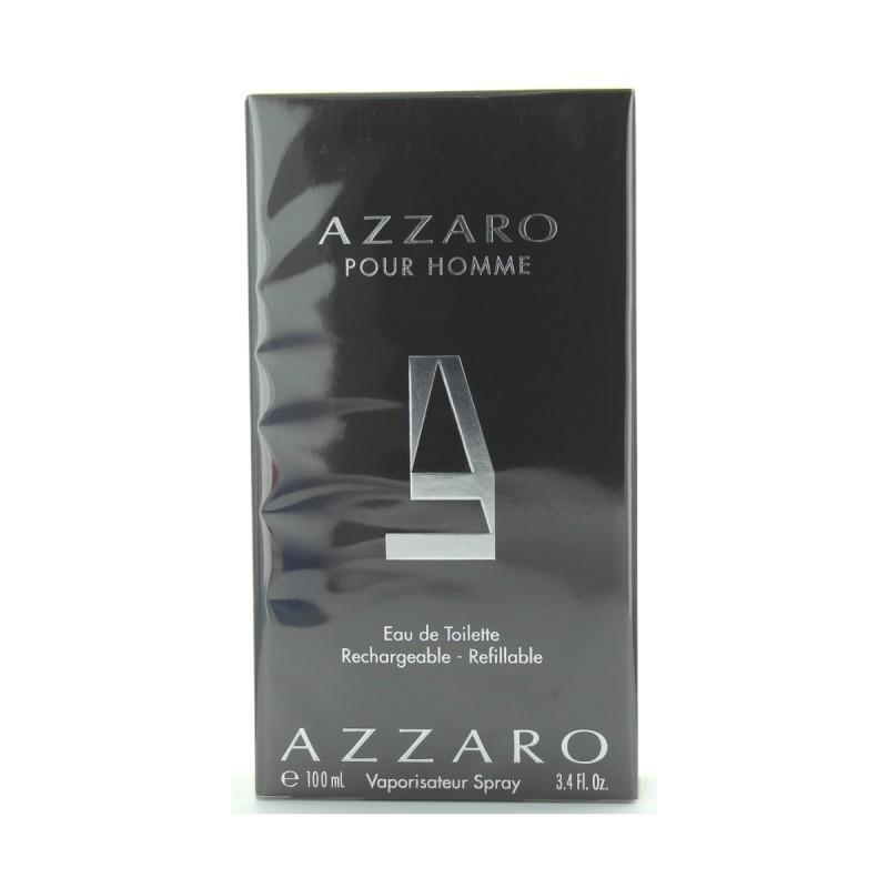 AZZARO POUR HOMME EDT VAPO RICARICABILE 100 ML