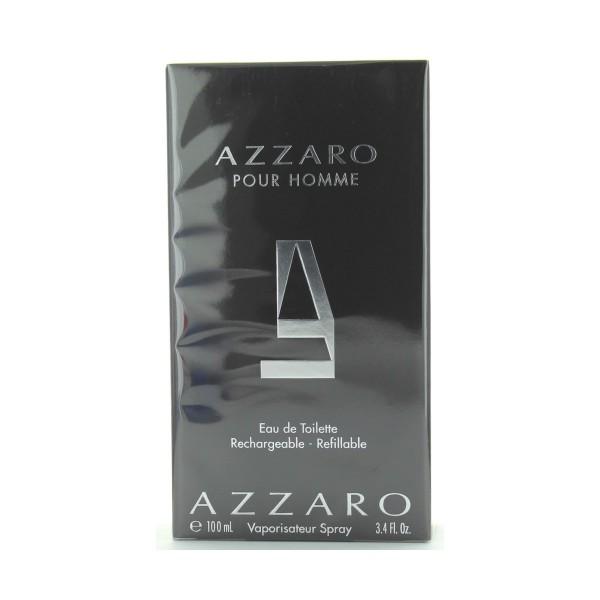 AZZARO POUR HOMME EDT VAPO RICARICABILE 100 ML , PROFUMI UOMO, S055002, 83932