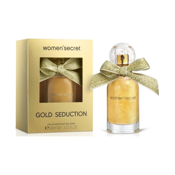 WOMEN' SECRET GOLD SEDUCTION EDP VAPO 30 ML  , PROFUMI DONNA, S159189, 84528