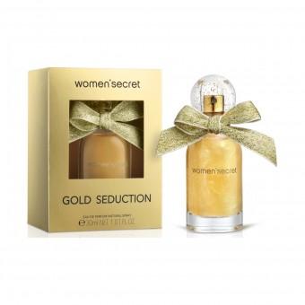 WOMEN' SECRET GOLD SEDUCTION EDP VAPO 30 ML