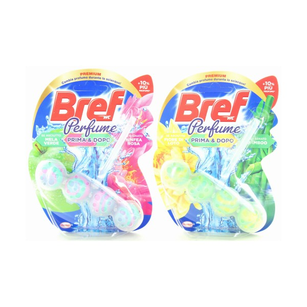 BREF WC PERFUME CHANGE MONO-PACK, CURA WC, S151739, 84897