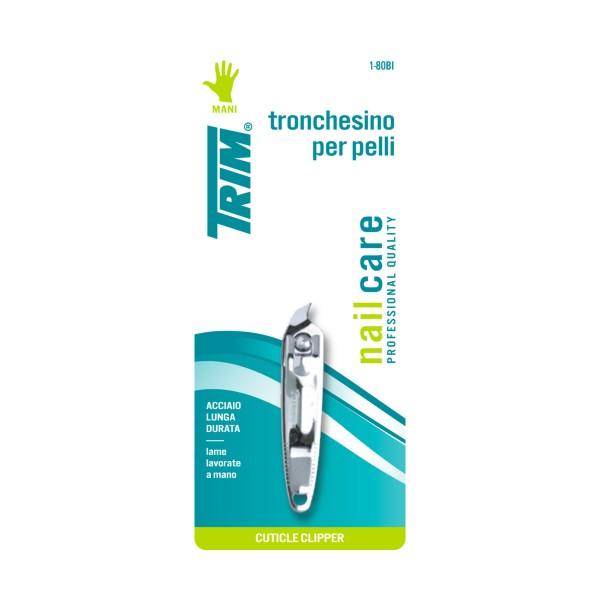 TRIM TRONCHESINO PELLI 1-80 BI, ACCESSORI MANICURE PEDICURE, S123545, 84941
