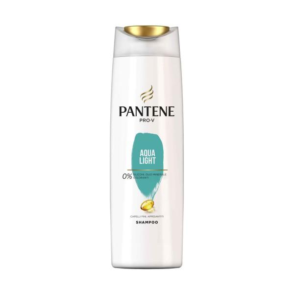 PANTENE SHAMPOO AQUALIGHT 225+50 ML., SHAMPOO, S105673, 84999