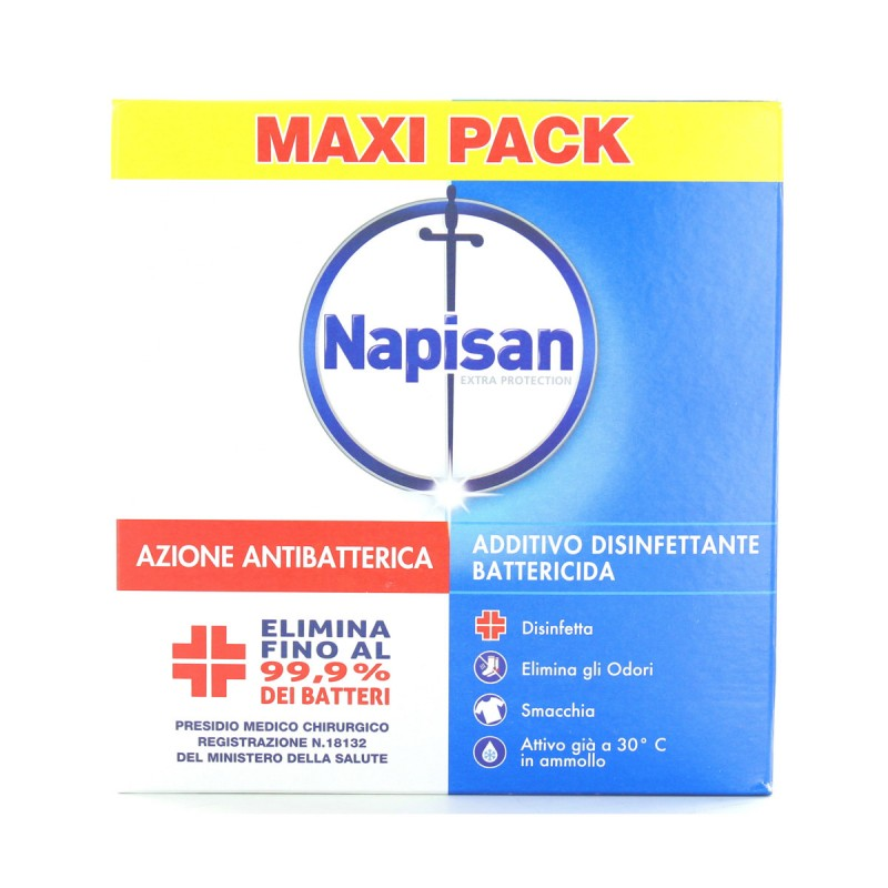 NAPISAN ADDITIVO POLVERE 1200 GR.