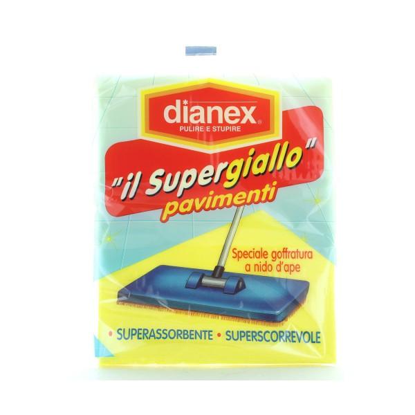 DIANEX SUPERGIALLO PAVIMENTI , SCOPE / PANNI E ACCESSORI PAVIMENTI, S159646, 85310