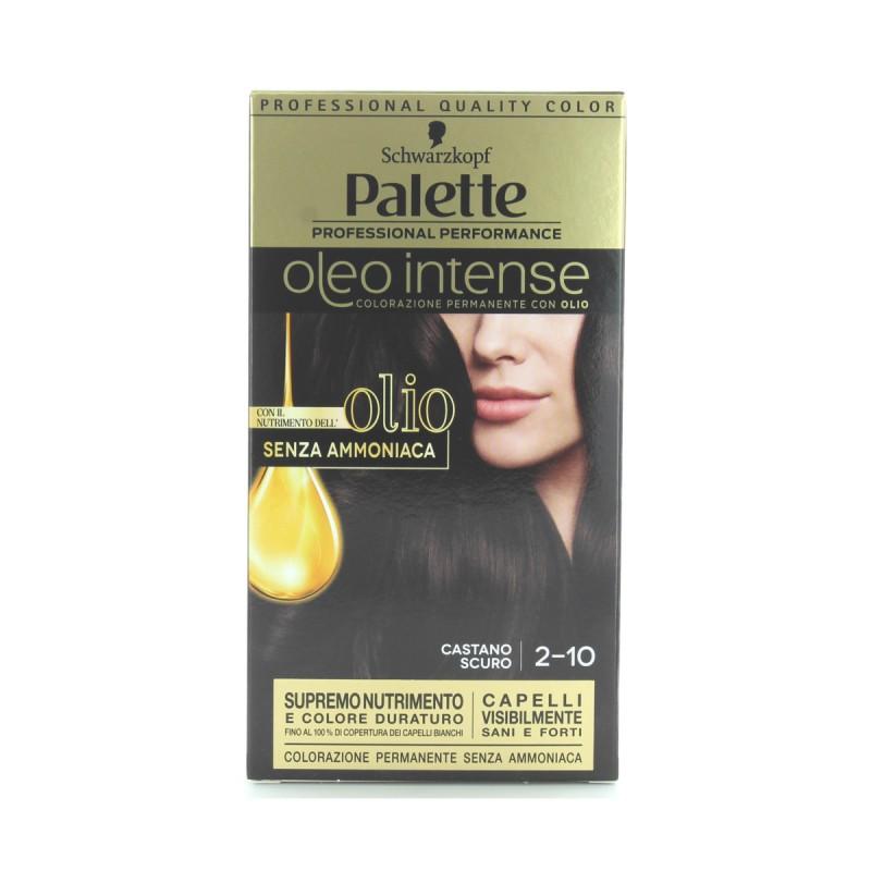 PALETTE OLEO INTENSE SENZA AMMONIACA N.2-10 CASTANO SCURO