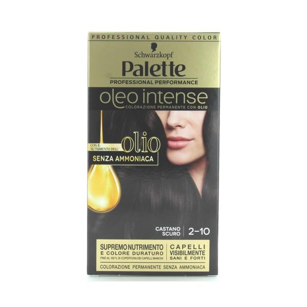 PALETTE OLEO INTENSE SENZA AMMONIACA N.2-10 CASTANO SCURO, COLORANTI, S116857, 85461