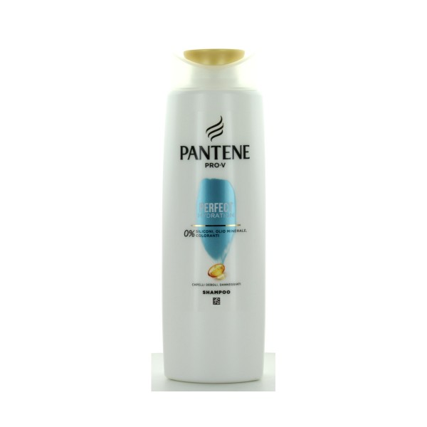 PANTENE SHAMPOO PERFECT HYDRATION 225 ML, SHAMPOO, S129744, 85563