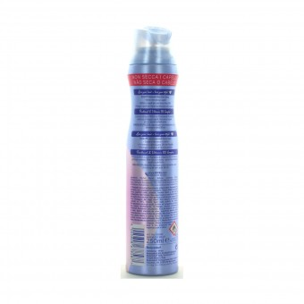 NIVEA STYLING SPRAY DIAMOND GLOSS 250 ML.