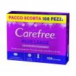 CAREFREE PLUS LARGE SALVASLIP 36 PZ x3 PACCHI , PROTEGGISLIP, S159664, 85665
