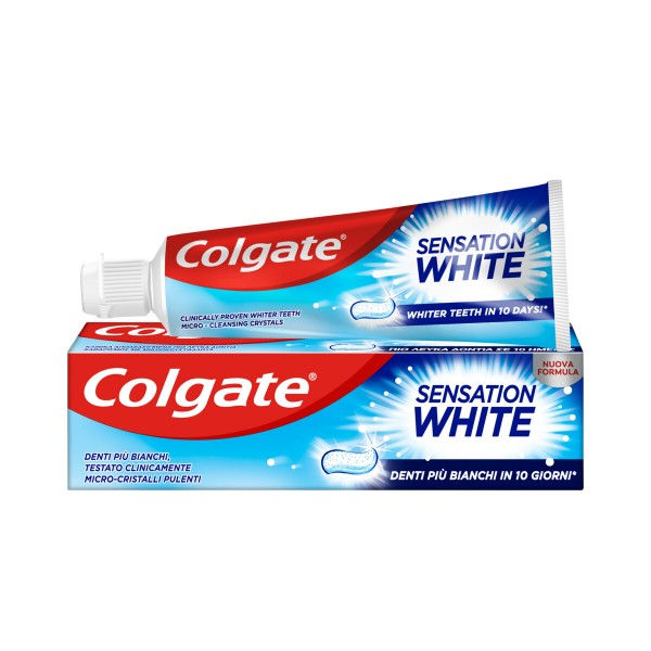 COLGATE DENTIFRICIO SENSATION WHITENING 75 ML  , DENTIFRICI, S008133, 85754