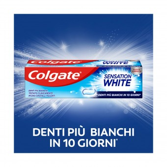 COLGATE DENTIFRICIO SENSATION WHITENING 75 ML