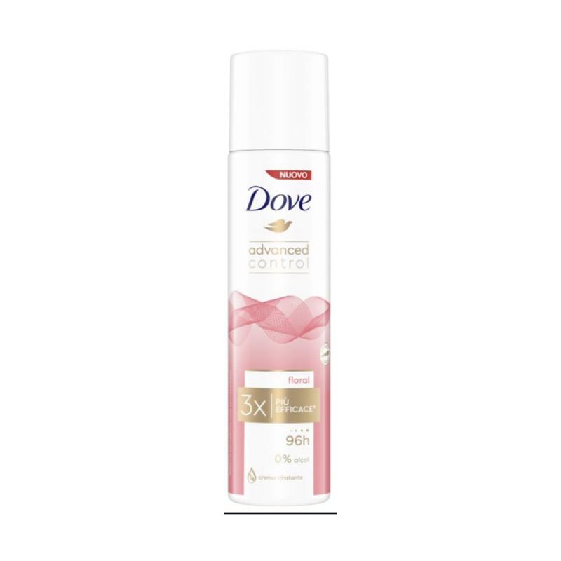 DOVE DEO SPRAY ADVANCED CONTROL FLORAL 100 ML