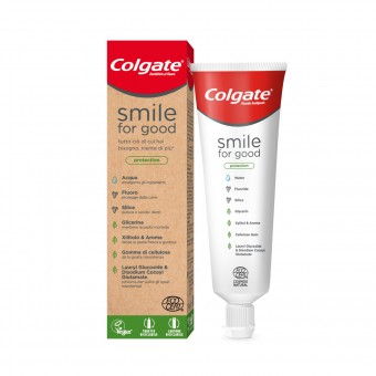 COLGATE DENTIFRICIO SMILE FOR GOOD PROTECTION 75 ML