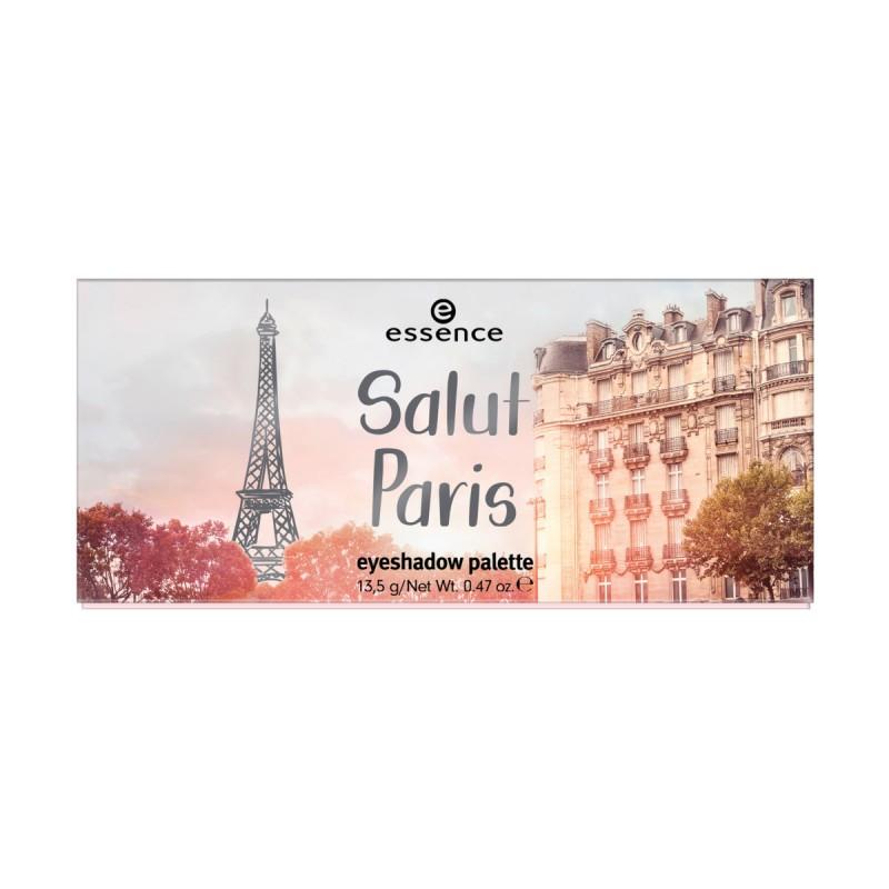 ESSENCE OMBRETTO PALETTE SALUT PARIS