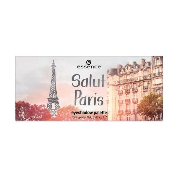 ESSENCE OMBRETTO PALETTE SALUT PARIS, OCCHI, S152804, 86276