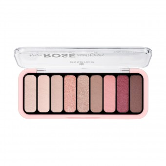 ESSENCE OMBRETTO PALETTE THE ROSE EDITION 20