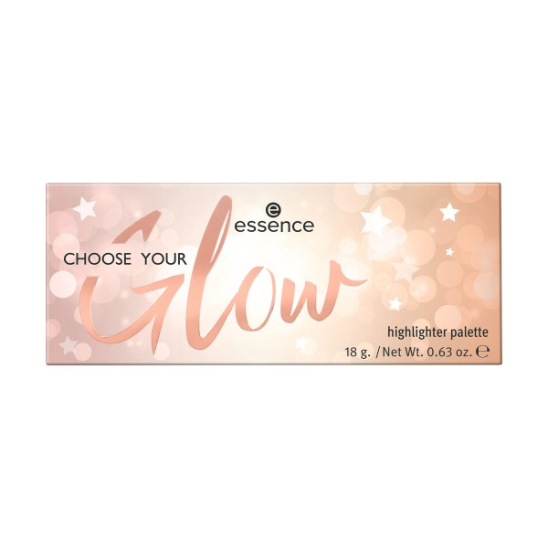 ESSENCE ILLUMINANTE VISO PALETTE CHOOSE YOUR GLOW, VISO, S158315, 86298