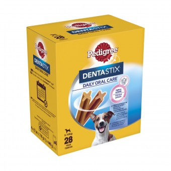 PEDIGREE DENTASTIX DOG SMALL 5-10 KG 28 PZ