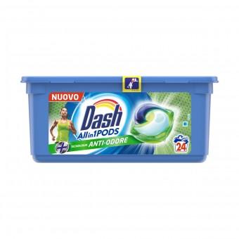 DASH 24 ECODOSI PODS ALL IN 1 ANTI-ODORE