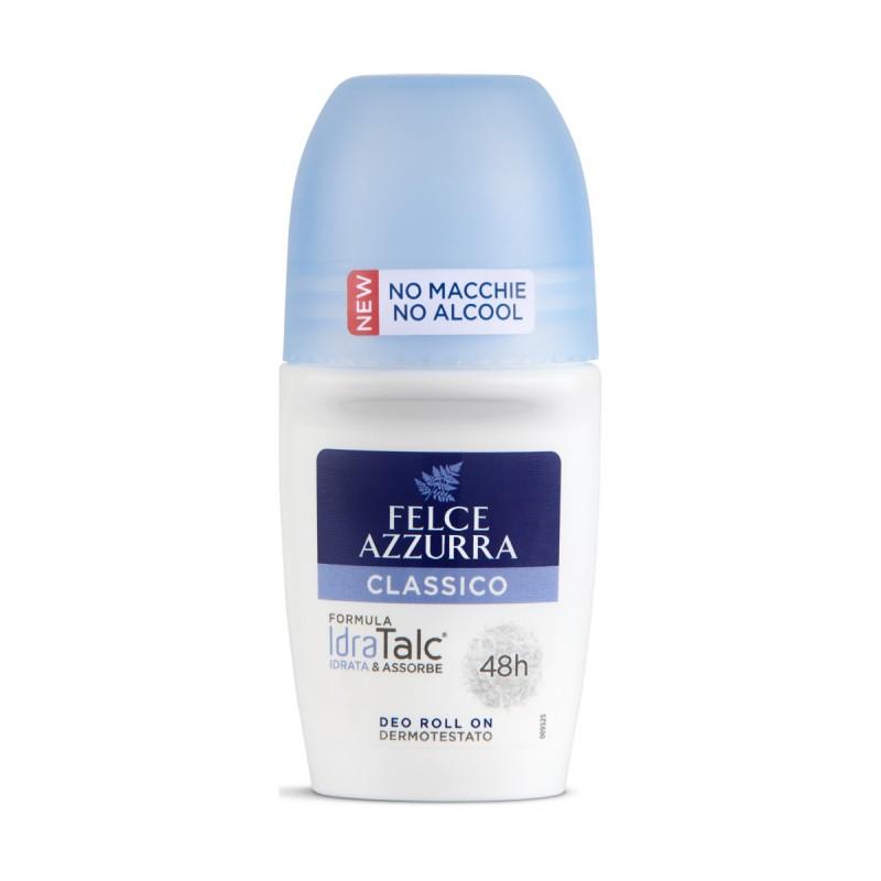 FELCE AZZURRA DEODORANTE ROLL-ON CLASSICO IDRA TALC 50 ML