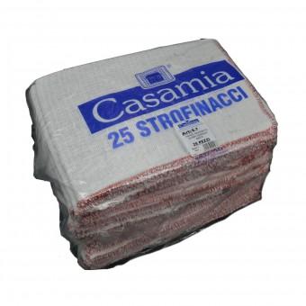CASAMIA PANNO PAVIMENTI SUPER CANDIDO MISURA 45x70