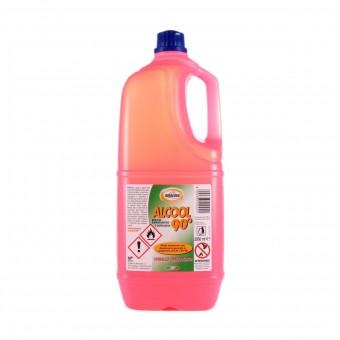 ALCOOL ETILICO DENATURATO 90° GRADI AMACASA 2000 ML