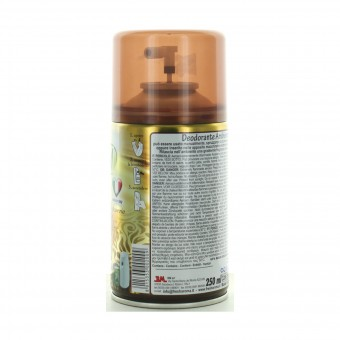 FRESH AROMA DEO MATIC RICARICA SPRAY OLIO DI ARGAN 250 ML   (PER DIFFUSORE ATUTOMATIC)