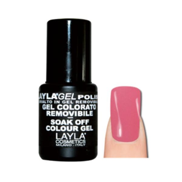 LAYLA SMALTO IN GEL COLORATO REMOVIBLE N.146 GOOD GIRL, UNGHIE, S131811, 87095