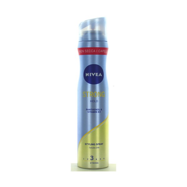 NIVEA STYLING SPRAY FISSANTE FORTE 250 ML., FISSATIVI, S025715, 87332