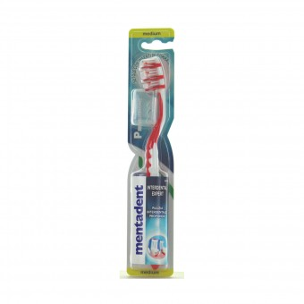MENTADENT SPAZZOLINO DENTI  INTERDENTAL MEDIUM