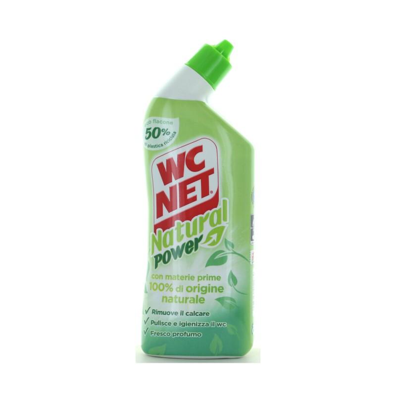 WC NET NATURAL POWER 700 ML.
