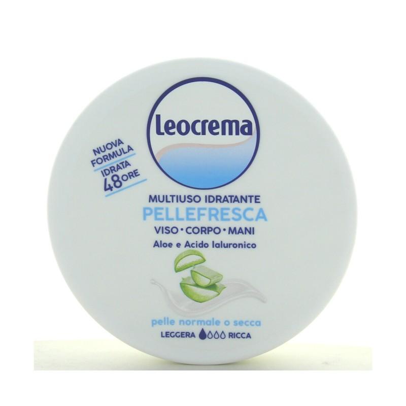 LEOCREMA CREMA CORPO IDRATANTE MULTIUSO PELLE FRESCA 150 ML